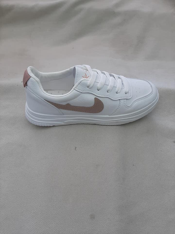 Nike ягаан логотой цагаан кет