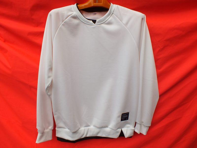 Эрэгтэй чөлөөт загварын цагаан цамц
